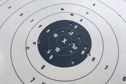 shooting range accuracy