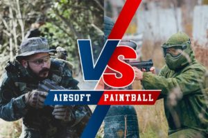 Airsoft vs Paintball: Which Hurts More – Paintball or Airsoft?