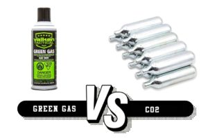 The Key Differences Between Airsoft CO2 and Green Gas Airsoft