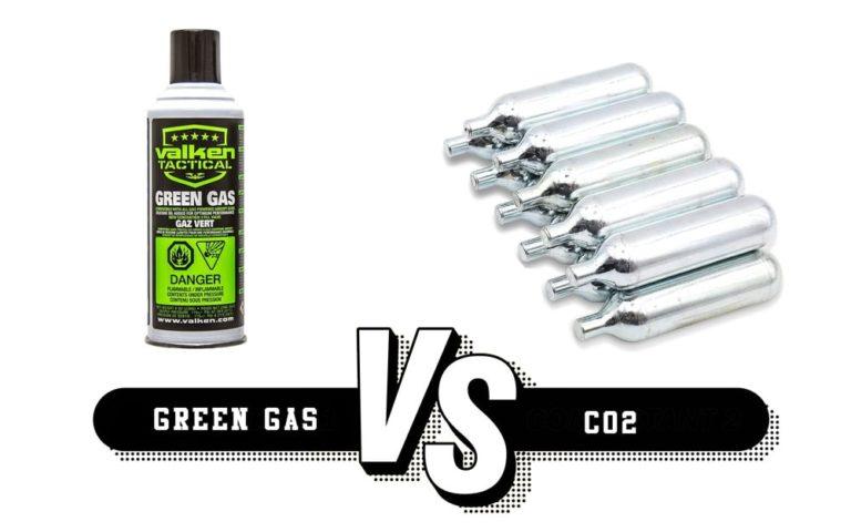 green gas vs co2
