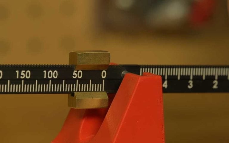 Beam Scale for Reloading
