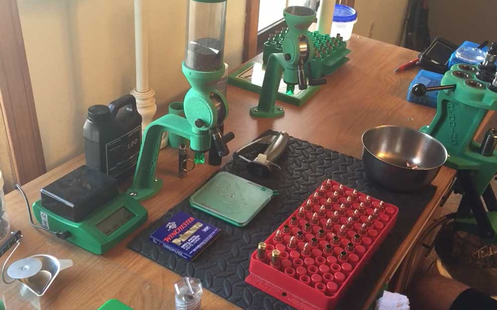 Complete Kits or Standalone Reloading Press