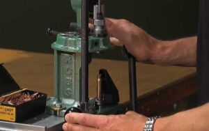 How Does the Turret Reloading Press Work