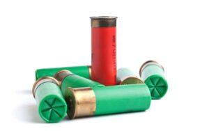Reloading process shotgun shells