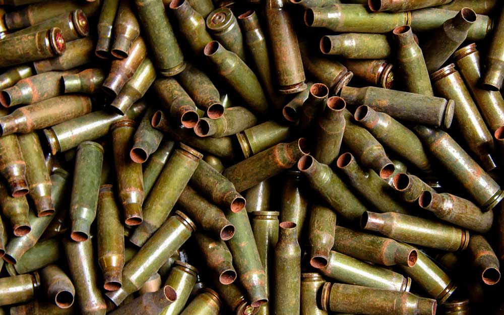 the resizing die and the bullet seating die