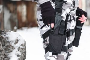 Why a Sidearm is Important in Airsoft?