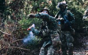 Airsoft Military Firearms Team
