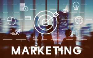 Marketing advertising commercial strategy