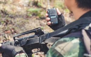 Radio or Comms Officer