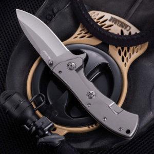 5CR15MOV Military Style EDC Jack Knofe