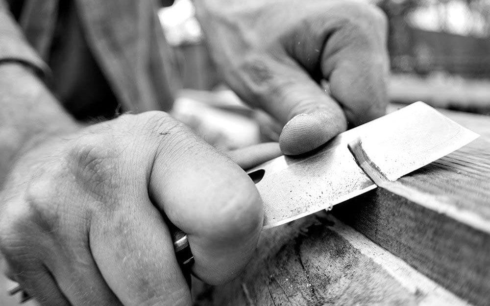 Folding Cleaver Pocket Knife