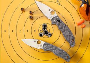 Maxamet Steel Knife