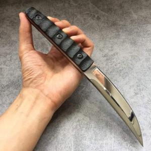 Tactical-9Cr18Mov-Steel-Katana-Blade