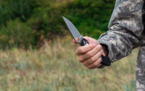 ZDP-189 steel Lightweight Signature Folding Knife