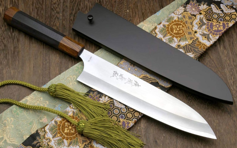 HAP40 steel Gyuto Japanese Chefs Knife