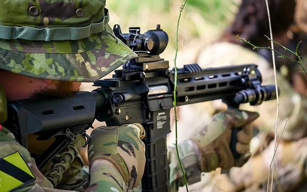 Metal M4 Viper Elite Upgraded
