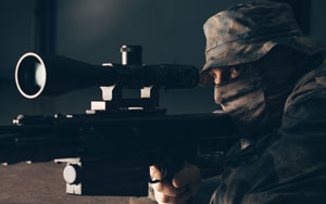 Can I Use Airsoft Optics for a Real Gun