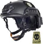 ATAIRSOFT Adjustable Maritime Helmet ABS