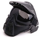 Airsoft Mask Full Face with Goggles