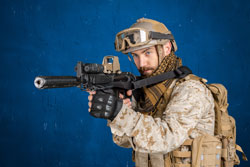 Airsoft tracer units give players an advantage