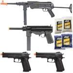 BBTac Airsoft Gun Package – World War II Collection
