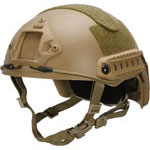 LOOGU Tactical Helmet, Adjustable Fast MH Bump Protective Gear for Airsoft