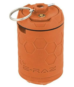 Z-Parts ERAZ Rotative 100 BB Airsoft Grenade