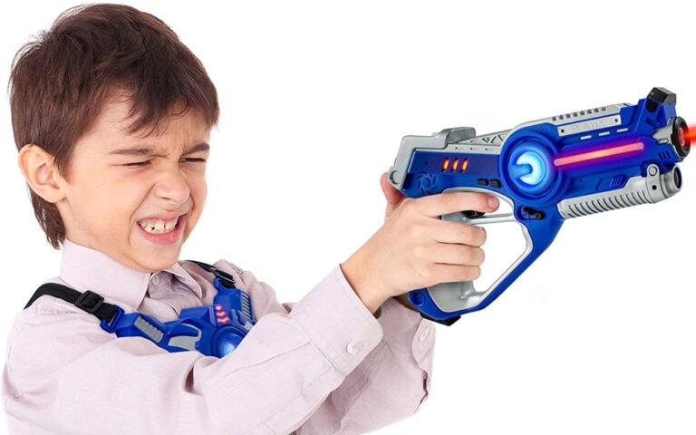 A Laser Tag for Children