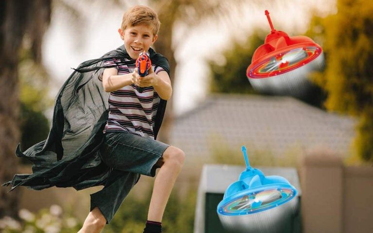 Backyard Laser Tag Games for Kids and Adults, Lazer Tag Indoor