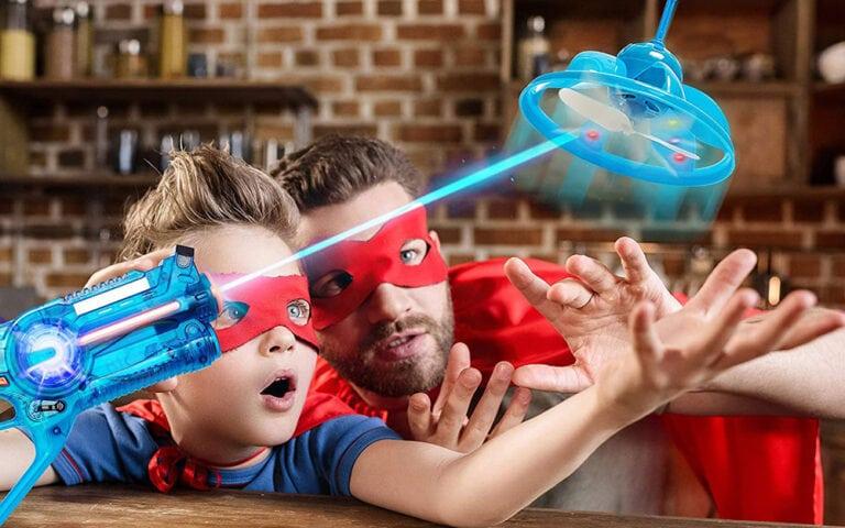Infrared Lazer Shooting Game for Children