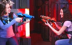 LUKAT Laser Tag – Laser Tag Guns with Vests Set