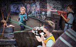 Laser Tag Games Indoor & Outdoor