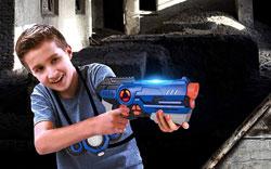 barhee Laser Tag Guns with Vests